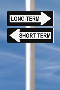 long term short term300