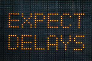 expect delays300